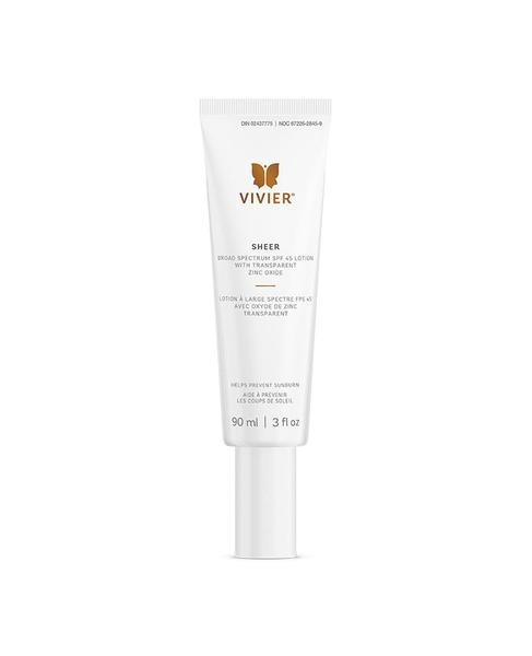 Vivier Light Sheer (Sunscreen)